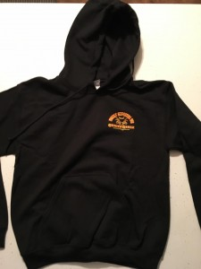 GG Hoodie Front
